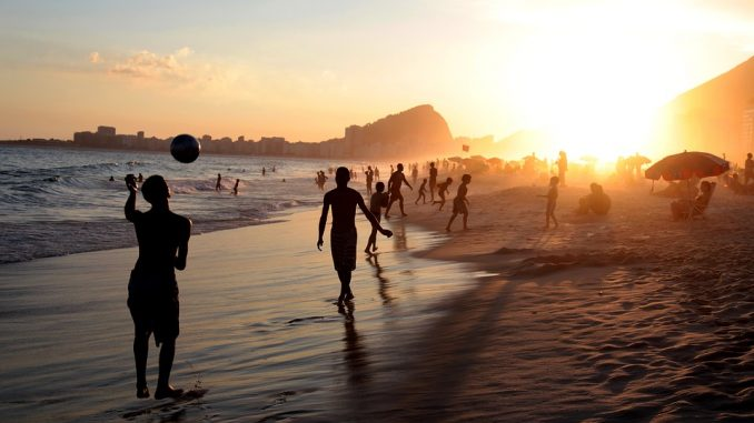 Копакабана — душа Рио-де-Жанейро