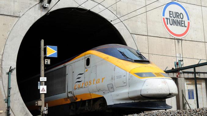 Евротуннель под Ла-Маншем