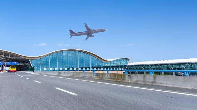 Терминал аэропорта в Португалии