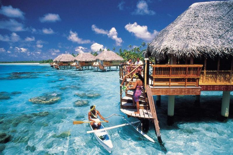 Купание на багабских островах