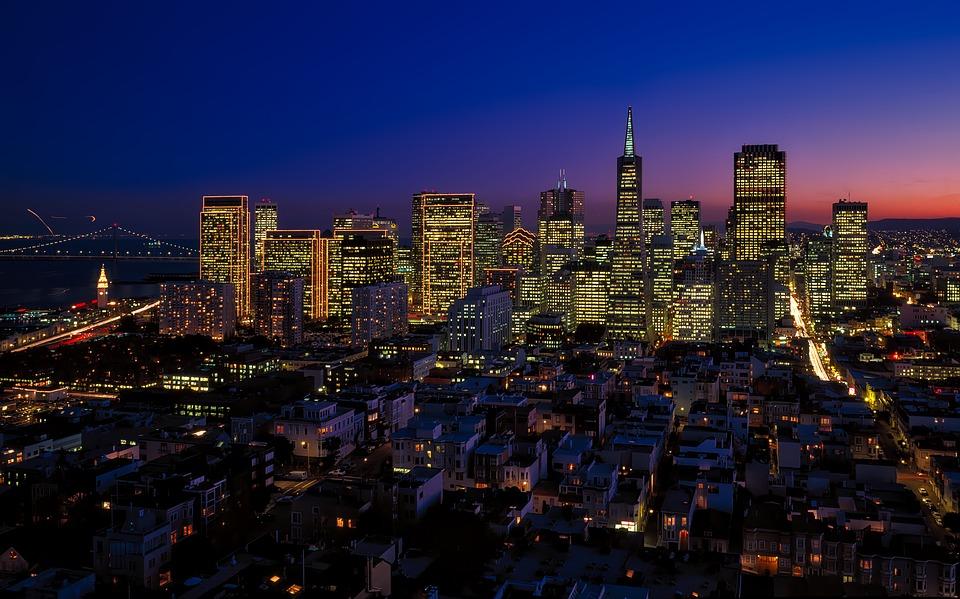 Калифорния — благословенный край