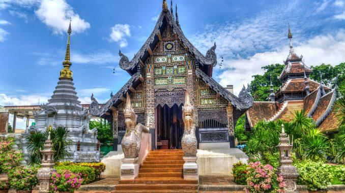 Таиланд страна тысячи улыбок
