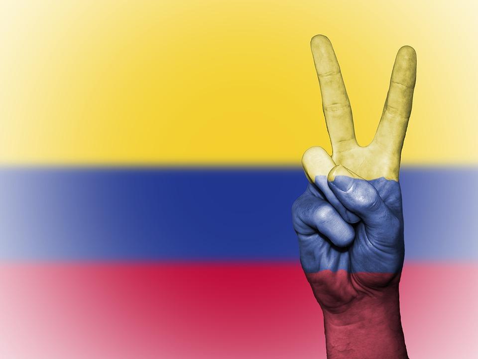Колумбия Южная Америка