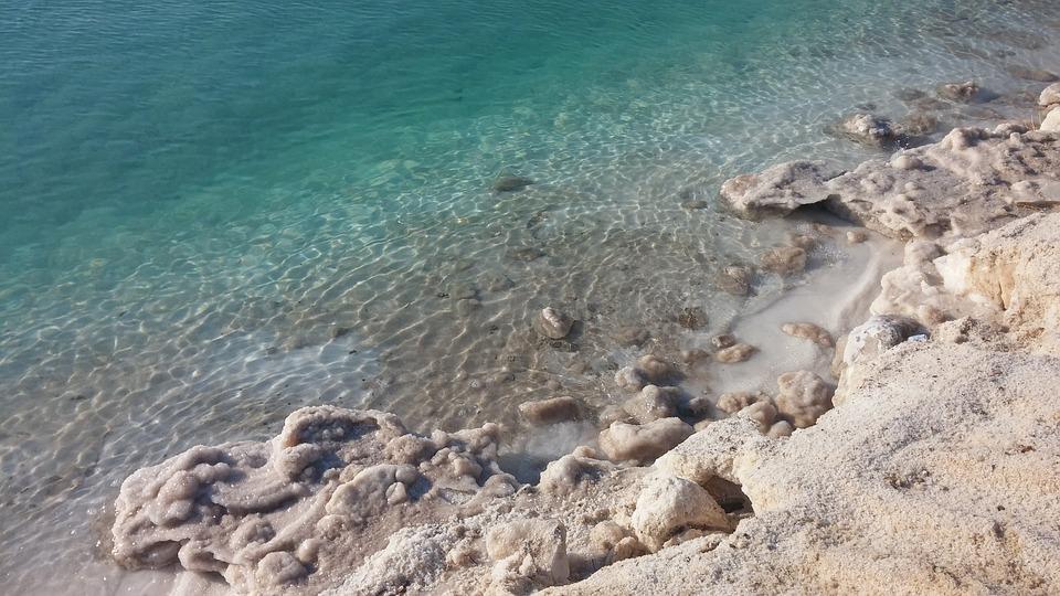 Мертвое море для оздоровления организма