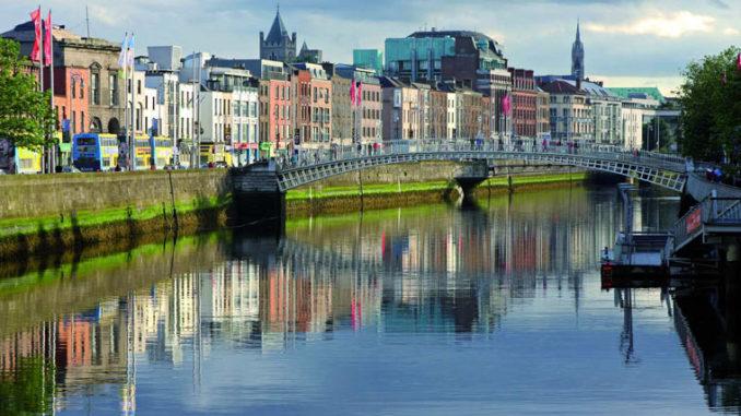 Знаменитый Дублин, Северная Ирландия
