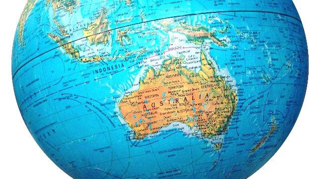 География Австралии