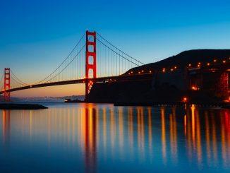 Саа-Франциско, мост Golden Gate
