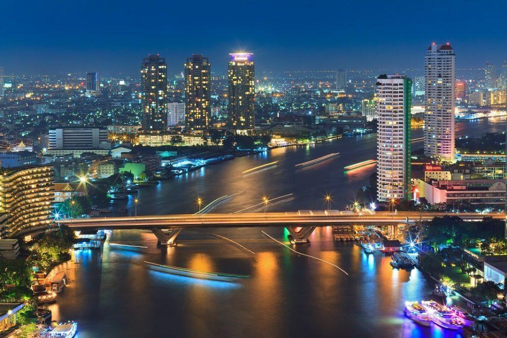 Города в Таиланде