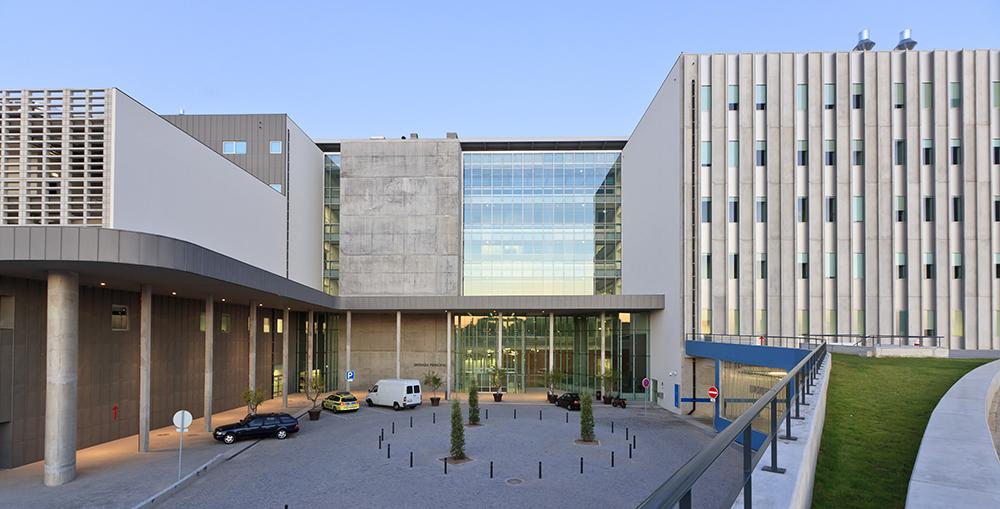 Больница в Португалии