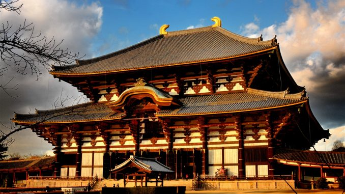 6 популярных храмов Китая