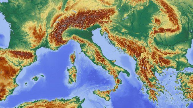Итальянский климат