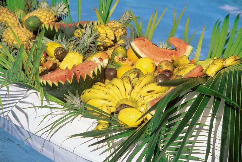 Кухня в Маврикии
