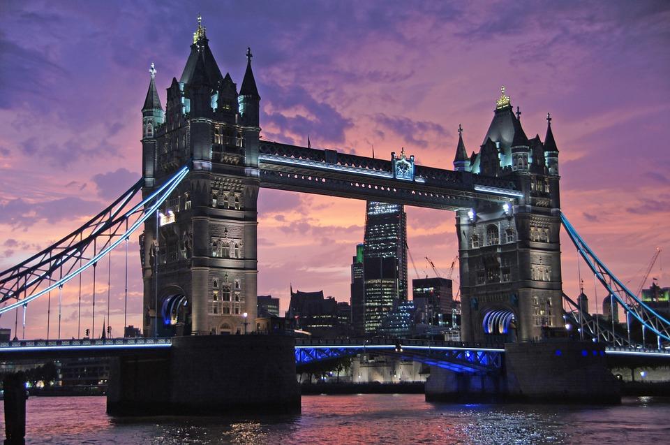 Краткий экскурс по Лондону