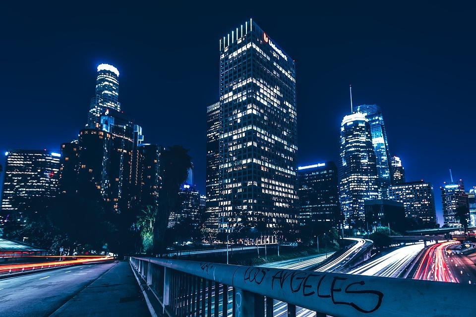 Loa Angeles Night