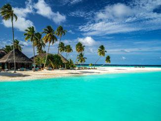Рай на Мальдивах