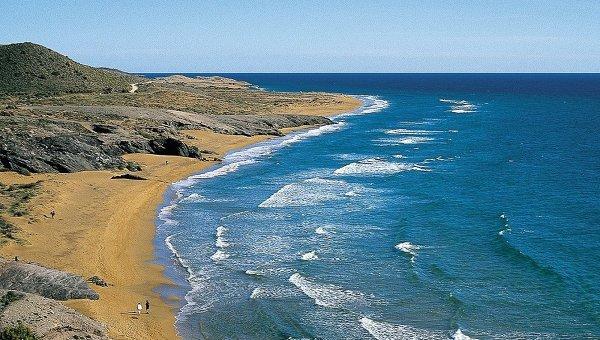 Оздоровительное малое море в Испании