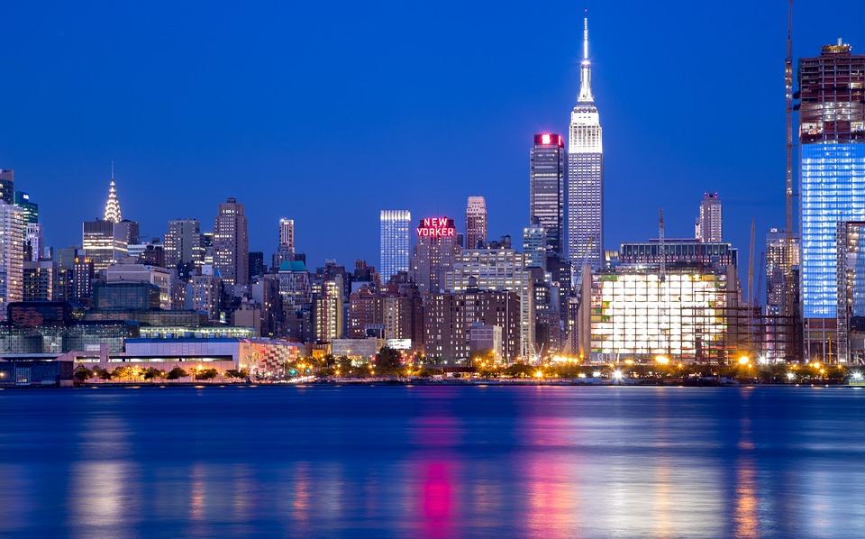 Нью — Йорк: город , который никогда не спит и находится под контролем шума и суеты