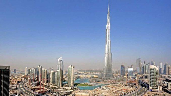 Погода в Объединенных Арабских Эмиратах
