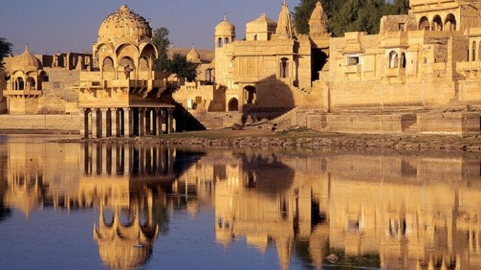 Раджастхан — самый разноцветный индийский штат