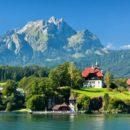 Швейцария – райский альпийский уголок