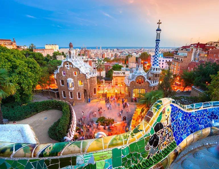 Города в Испании