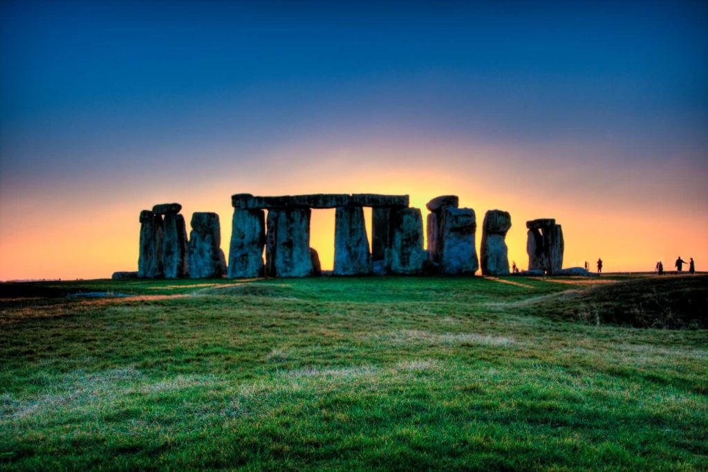 the mystery behind the stonehenge
