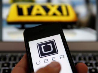 Убер и таксисты